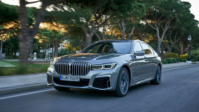BMW 7er: Hybrid mit Sechszylinder