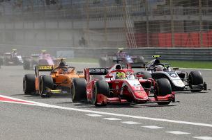Mick Schumachers zweites F2-Rennen
