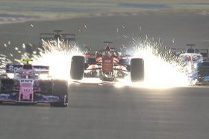 Vettel gibt Fehler zu