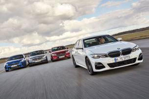 Siegt der BMW 3er auch mit Diesel?