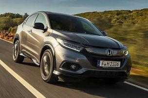 Honda macht den HR-V stark