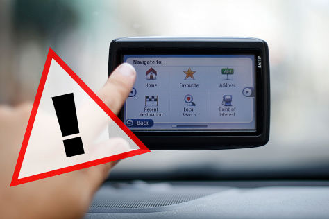Navigationssysteme: GPS-Geräten droht Massen-Bug