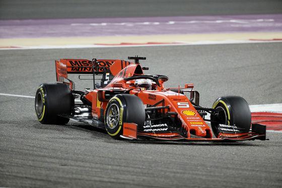 Vettel muss jetzt kühlen Kopf bewahren
