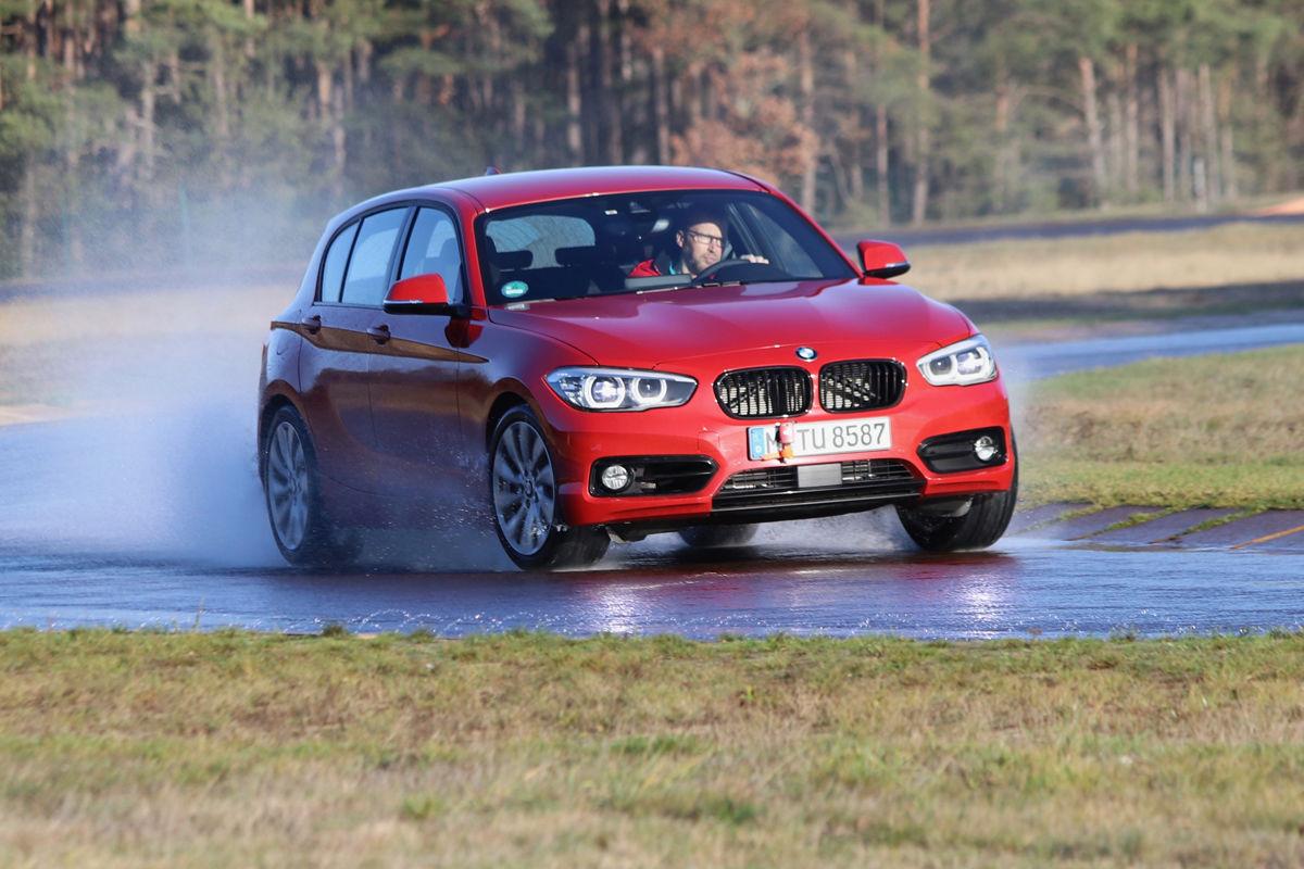 AUTO BILD-Sommerreifen-Test 2019