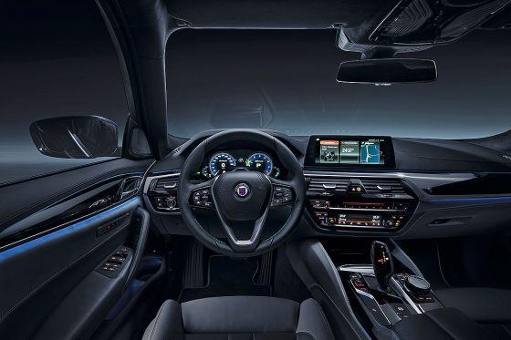 BMW Alpina B5 Biturbo Touring