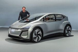 Audi AI:me (2019)
