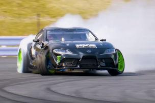 Toyota Supra: 2JZ Driftauto