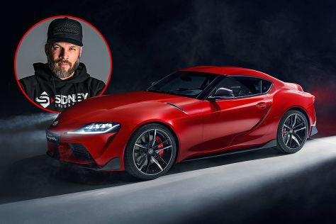 Toyota Supra: Sidney Hoffmann