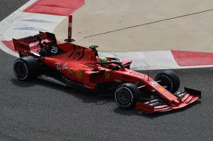 Das sagt Mick zum Ferrari-Test