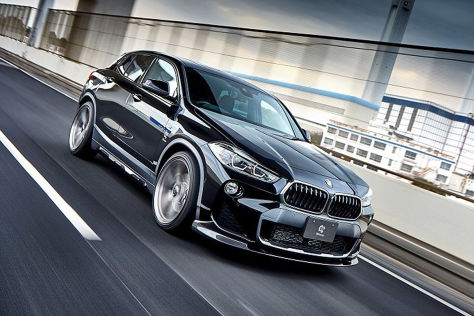 BMW X2: 3DDesign