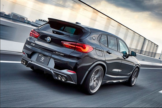 BMW X2 mit M-Look