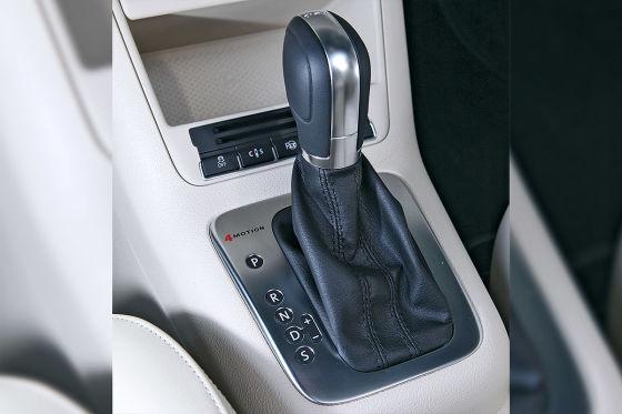 VW Schaltung 4Motion