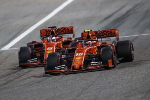 Leclerc hat Teamorder missachtet