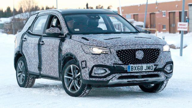 Günstiges Elektro-SUV X-Motion von MG?