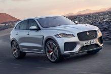 Jaguar F-Pace SVR (2019): Fahrbericht