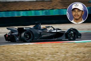 Formel E mit Hamilton?