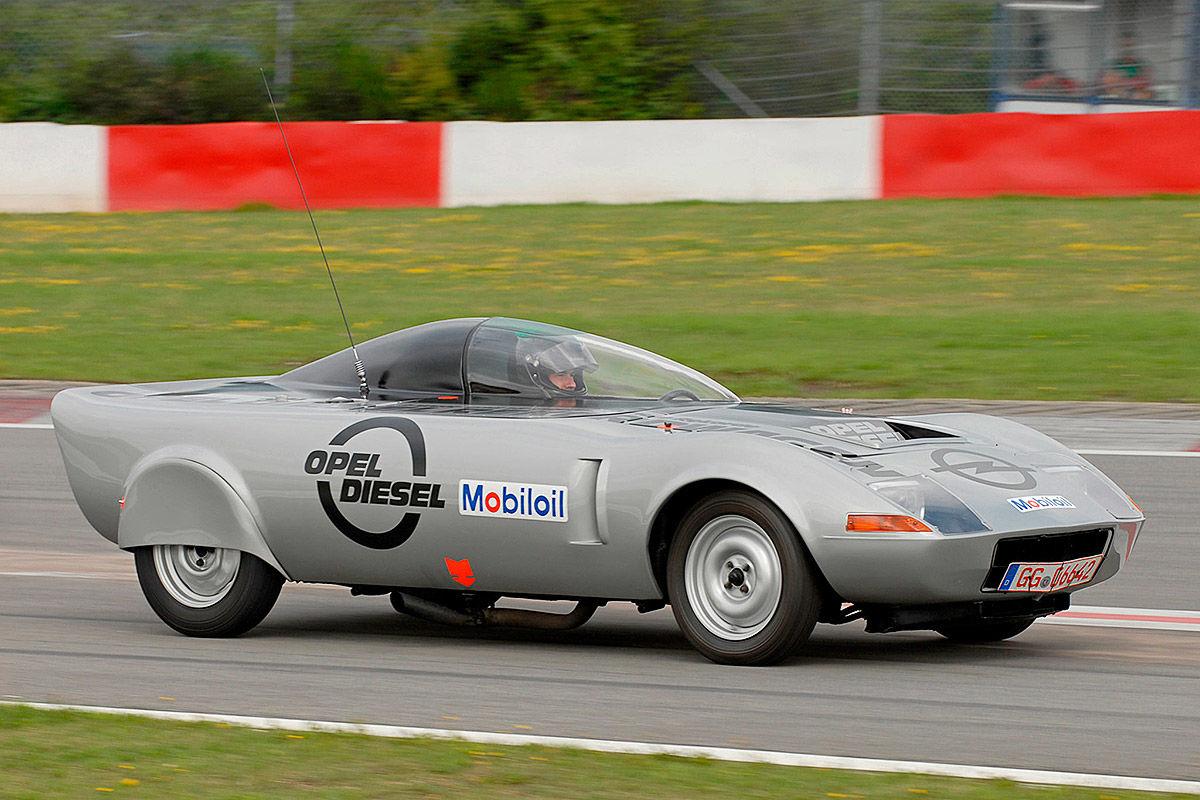 Diesel: Spektakuläre Autos mit Selbstzünder