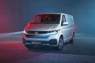 VW Transporter T6.1 Facelift (2019)