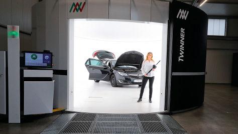 Gebrauchtwagen-Kauf: Scanner liefert Infos