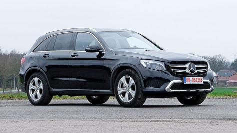 Mercedes GLC: Gebrauchtwagen-Test