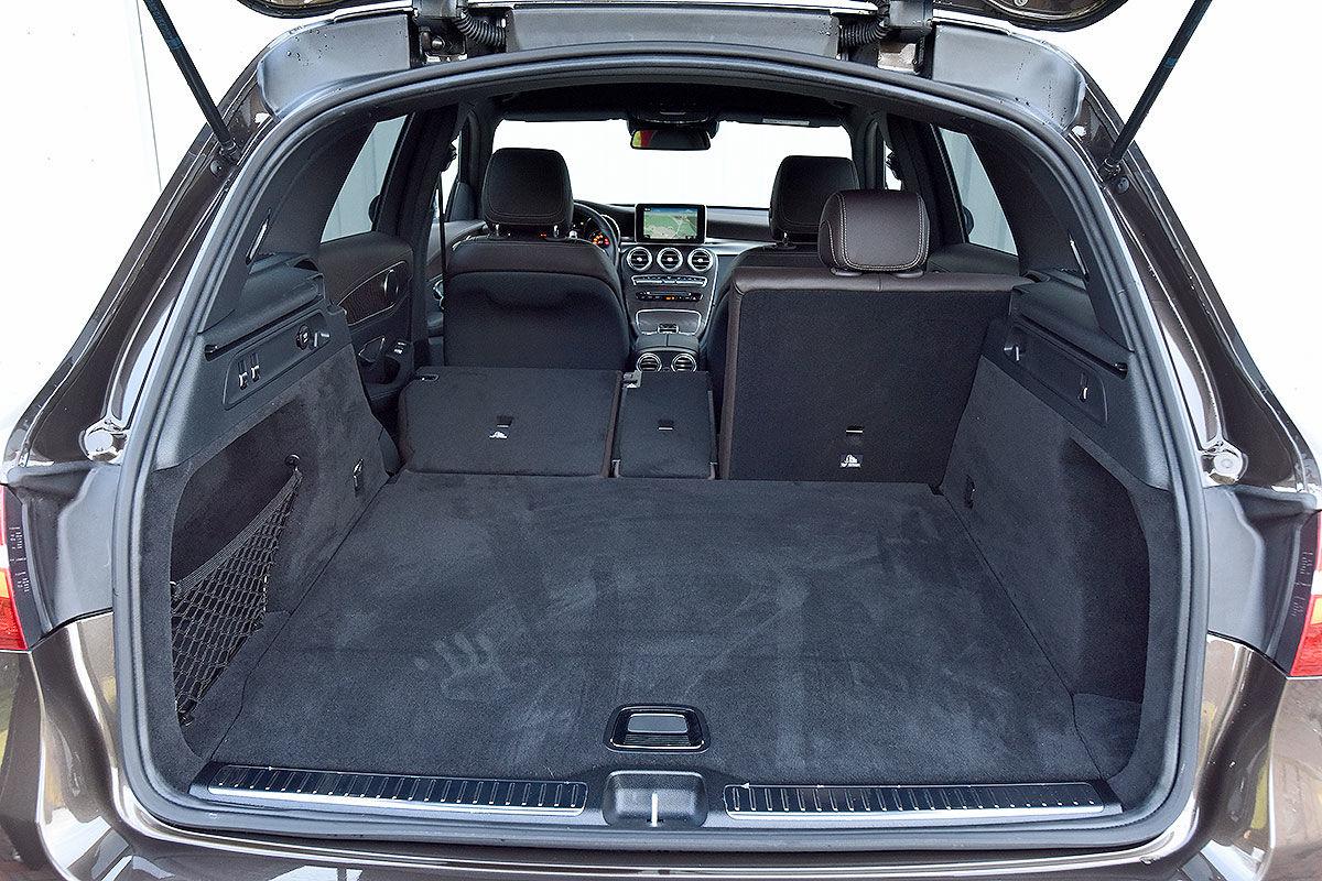 Gebrauchtwagen-Test Mercedes GLC