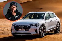 Audi e-tron: Sidney Hoffmann zum Elektro-SUV