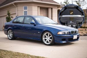 BMW M5 mit 630-PS-Kompressor-Umbau