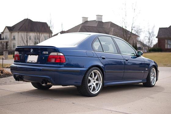 BMW M5 E39 mit 630 PS-Kompressor-Umbau