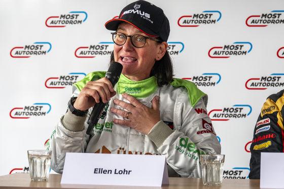 DTM-Rennsiegerin Lohr erstmals dabei