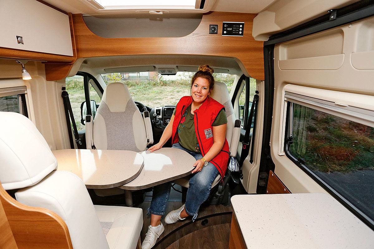 Carado, Hobby, Malibu: Drei Kastenwagen im Wohnmobil-Test