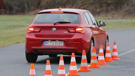Bremsweg-Vergleich