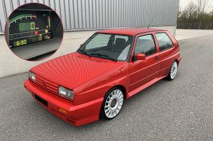 VW Rallye Golf G60