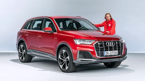 Audi Q7 Facelift (2019): Vorstellung