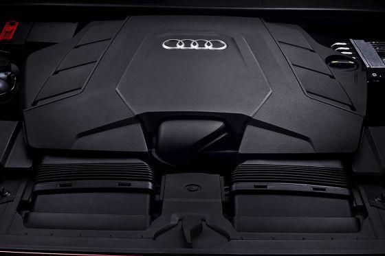 Audi frischt den Q7 auf!