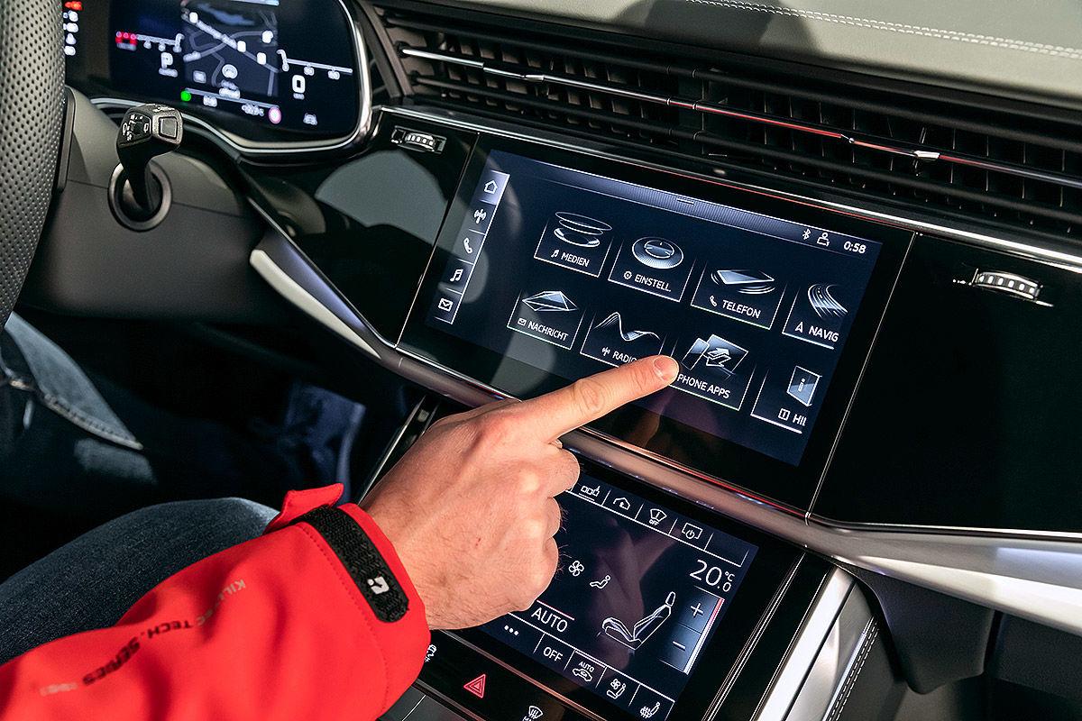 Audi Q7 Restyling (2019) 22