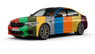 BMW M5 (F90): Individual