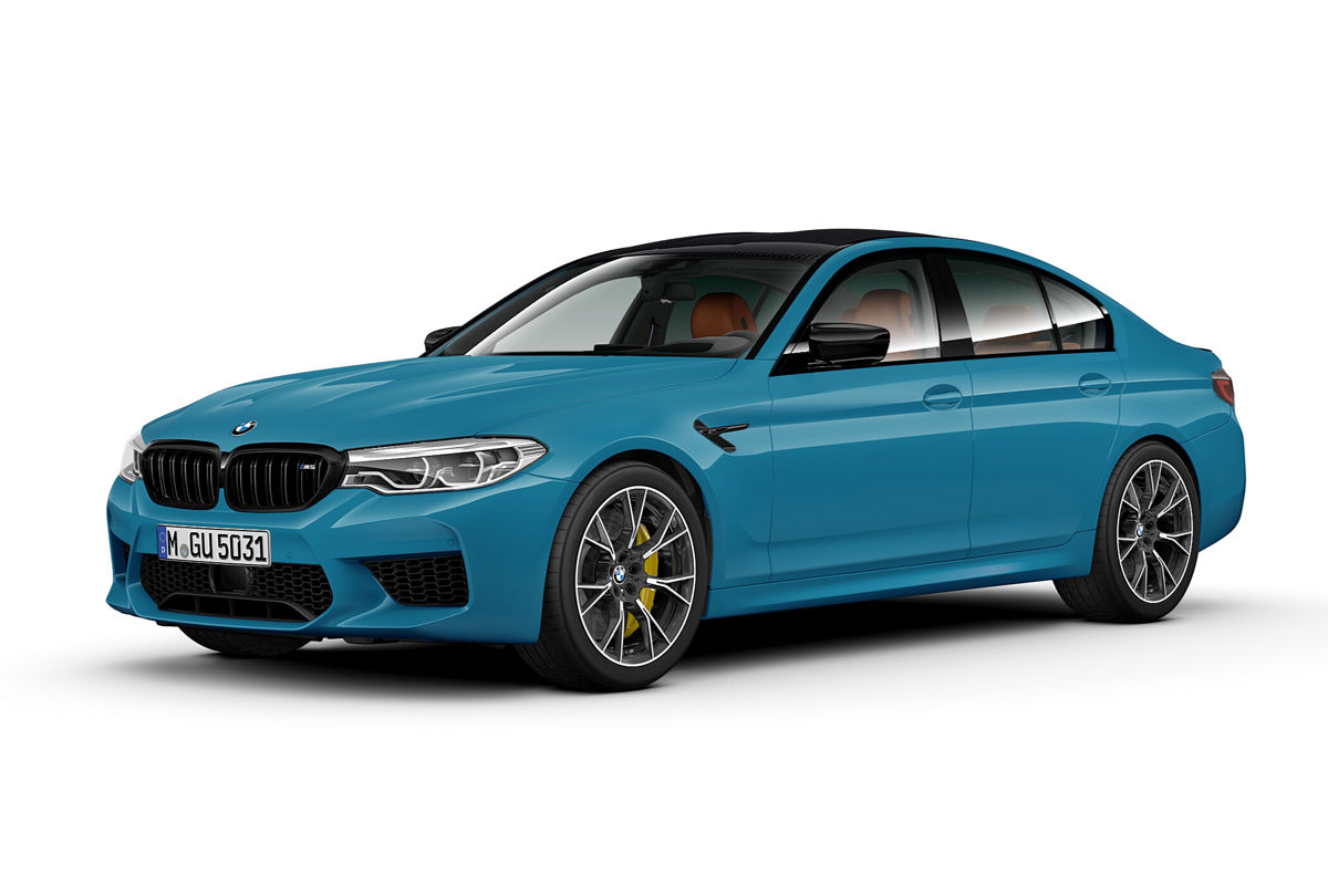 BMW M5 Competition (F90): Individual