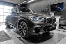 BMW X5 M50d: McChip DKR Leistungs-Boost