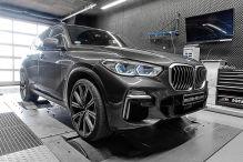 BMW X5 M50d: McChip DKR Leistungs-Boost