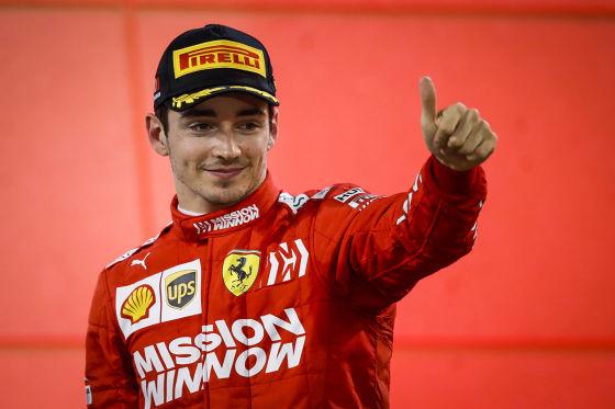 Arthur Leclerc fährt deutsche Formel 4