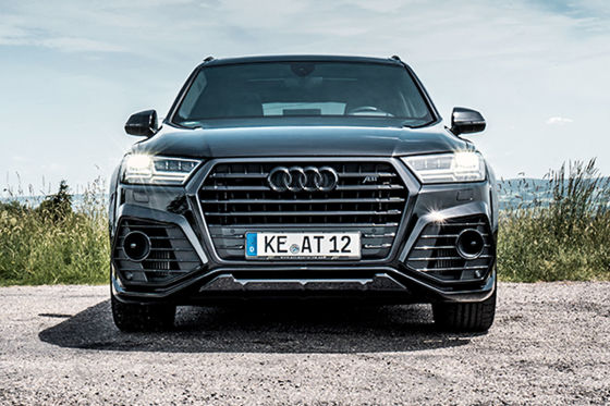 Abt füllt die Audi-Lücke