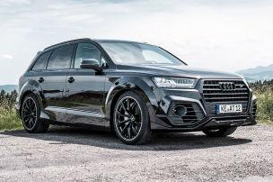 Audi Q7: Abt-Leistungs-Kit