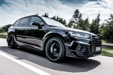 Audi Q7: Abt Leistungs-Kit