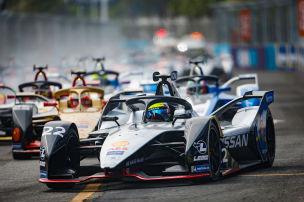 Formel E im Technikstreit