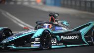 Erster Formel-E-Sieg von Jaguar