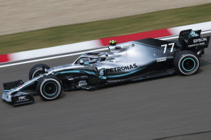 Bottas holt Pole für 1000. Grand Prix