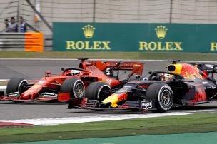 So trickste Vettel Verstappen aus