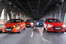 Ford Fiesta, Hyundai i10, Mini, Nissan Micra: Test