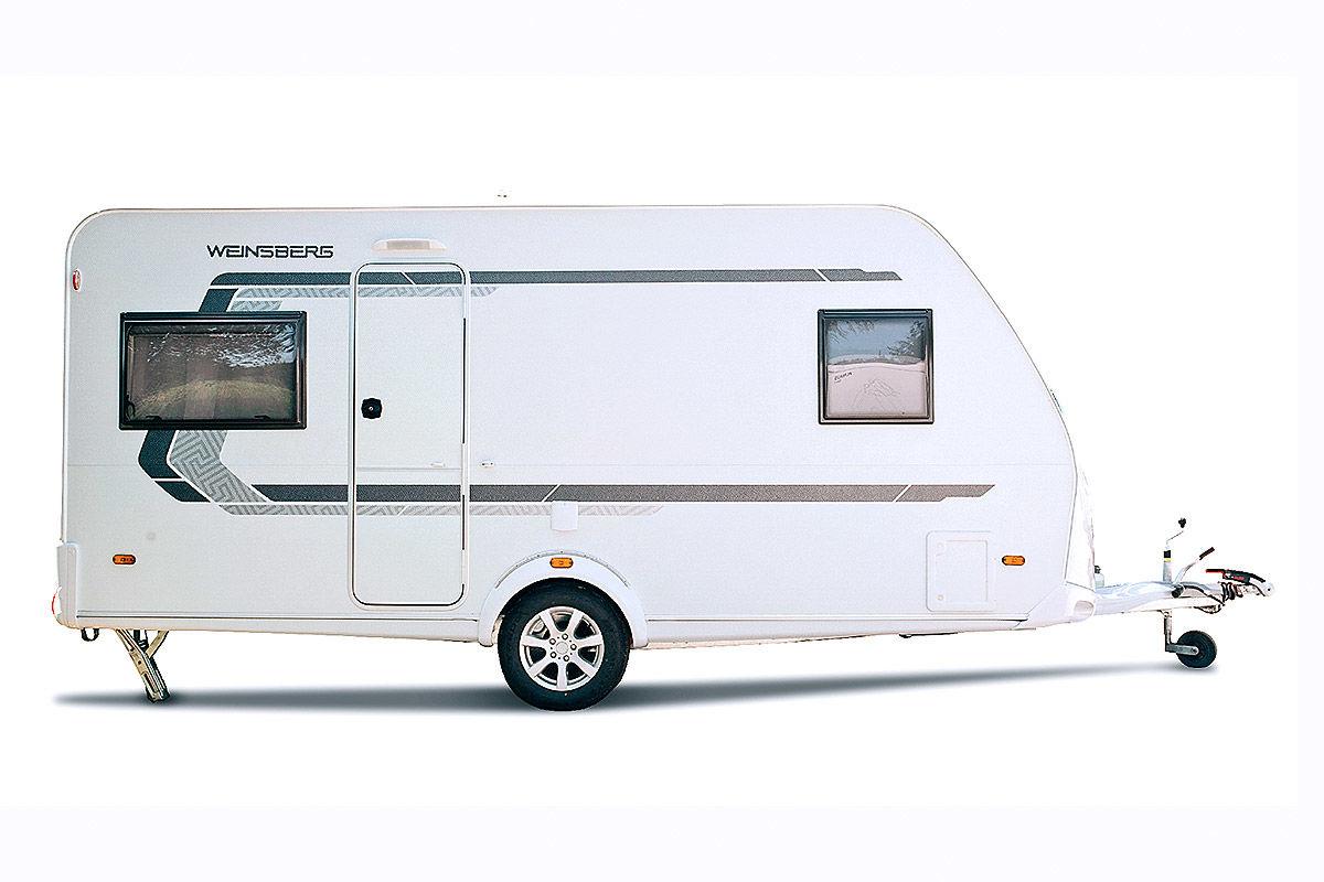 Die neuen Wohnwagen 2019