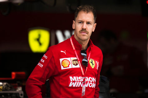 Formel 1: Vettel im Interview zum China-GP